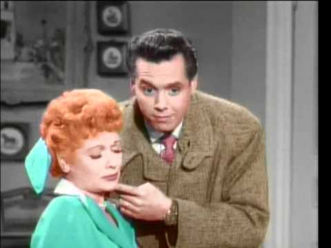I Love Lucy New Colorized Intro Youtube