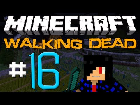 Minecraft: The Walking Dead Survival! Episode 16 - Finally Multiplayer