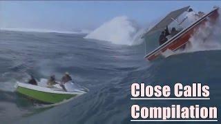 Close Calls Compilation