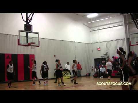 "Team5 121 Dezarae Phillips James Kenan High School NC 5'8"" 185 2014"