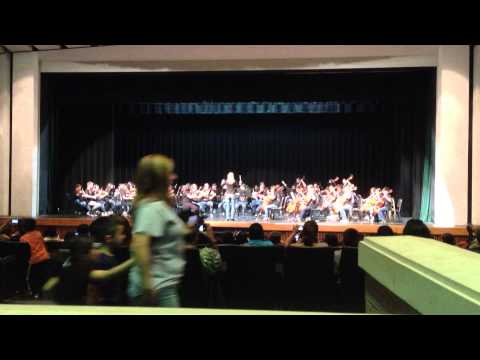Firework by Katy Perry, performed by Truitt Middle School Chamber Orchestra