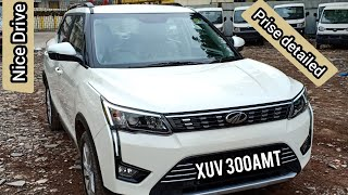 Mahindra xuv 300 AMT Diesel | w8 2nd Top veriante |Drive & detailed review