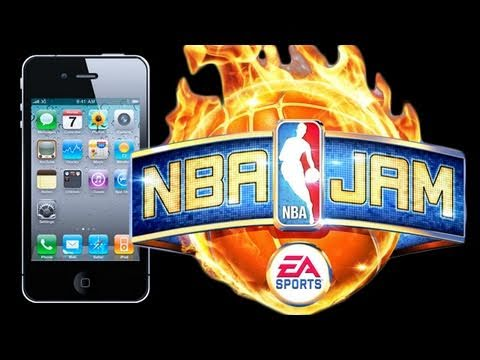 HOT New Game: NBA JAM for iPhone Review! BOOMSHAKALAKA!