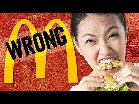 6 Ways You're Eating McDonald's Wrong
