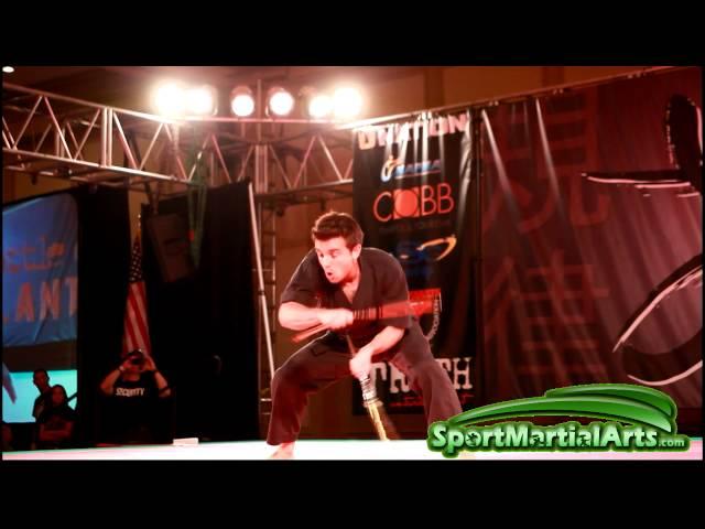 Matt Emig - 2012 Battle of Atlanta - Men's Weapons Grands