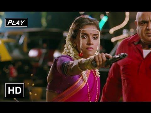 Indu Tendulkar Terrifies Her To Be Husband - Khiladi 786