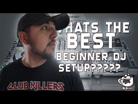 Whats the BEST BEGINNER DJ SETUP TO BUY?
