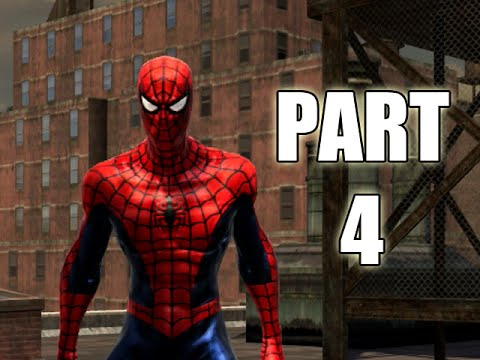 SPIDER-MAN: WEB OF SHADOWS - EPISODE 4 - HEAVY HITTERS!