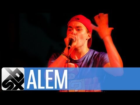 Alem | Grand Beatbox Battle 13 | Showcase Elimination