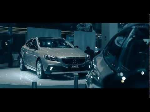 Обзор Volvo V40