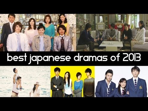 Top 5 Best Japanese Dramas of 2013 - Top 5 Fridays