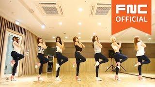 Download lagu AOA - 단발머리(Short Hair) 안무영상(Dance Practice) Full ver.