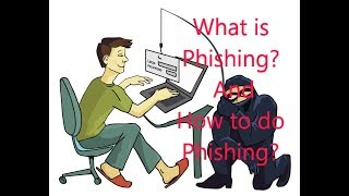 What is Phishing? || How to do phishing? || Ethical hacking || Techzfun