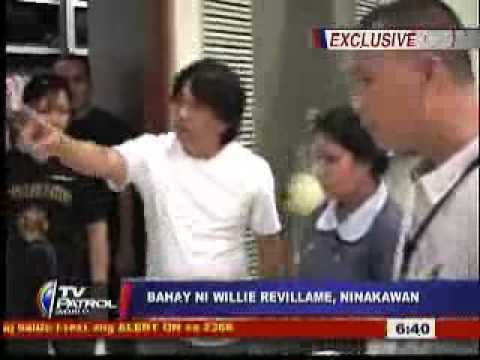 Willie Revillame NANAKAWAN.
