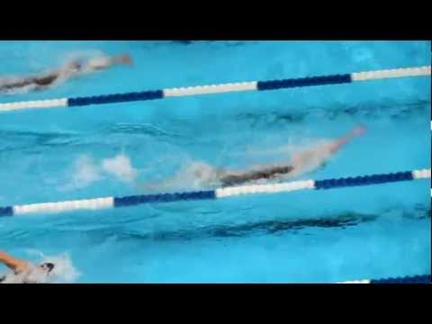 2012 US Swimming Olympic Trial Women's 200 Back Final