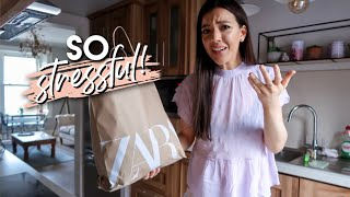 ZARA & RIVER ISLAND SUMMER SALE TRY ON HAUL + EXCITING TRAVEL PLANS! | GRACE DENNY