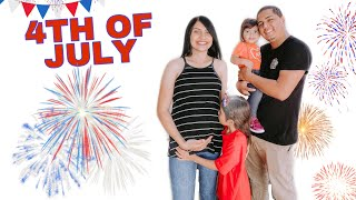 31 WEEKS PREGNANCY UPDATE + OUR 4TH OF JULY