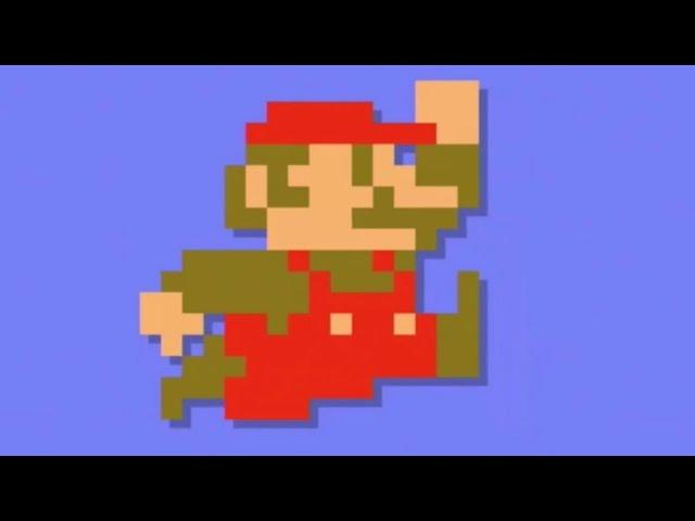 Mario Maker 30th Anniversary Nintendo Direct Clip