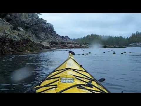 Broken Island Group Kayak Trip Part 2 of 2