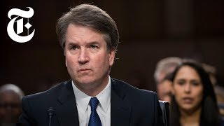 The Key Moments: The Blasey-Kavanaugh Hearing | NYT News