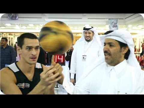 FACE TEAM PERFORMANCE DOHA-QATAR FIBA 3x3 CHAMPIONSHIP