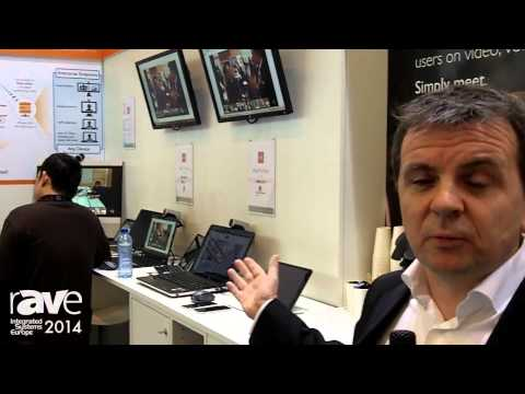 ISE 2014: Pexip Shows Off Its Pexip Infinity Software for Video and Audio Conferencing