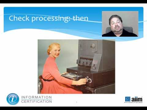 Relating Process and Information Management