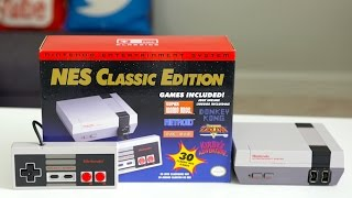 Nintendo Classic Edition Unboxing and Review! (Mini NES)
