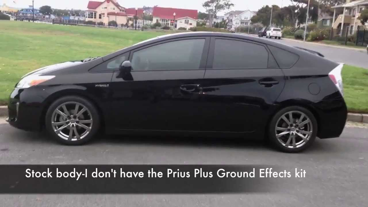 2013 Toyota Prius Plus Mods Before Amp After Youtube