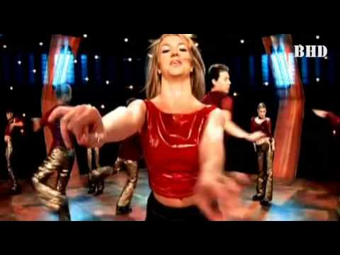Britney Spears - Break The Ice (Circus Tour Official Video) HD