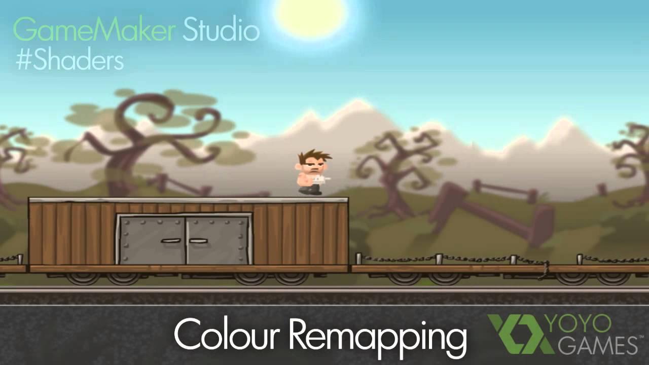 Studio Shaders Shaders in Gamemaker Studio