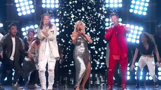 Download Lagu [HD] Bebe Rexha & Florida Georgia Line - Meant To Be Live at 53rd ACM Awards Gratis STAFABAND