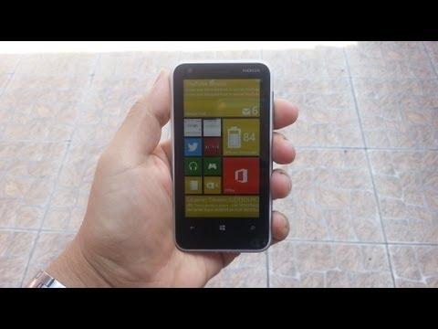 Nokia Lumia 620 - Review