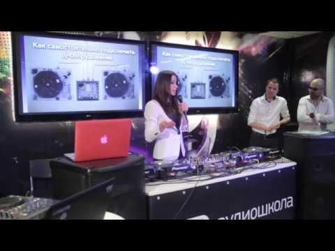 Презентация курсов по Диджеингу/ Аудиошкола DJ Грува