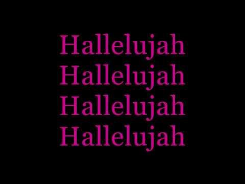 Kate voegele   Hallelujah  With lyrics