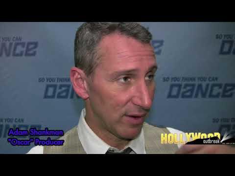 OSCAR PRODUCER ADAM SHANKMAN - BUSY HANDS MEANS HAPPY FEET
