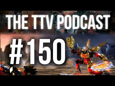 The TTV Podcast - 150 - Foamed Over Eyes
