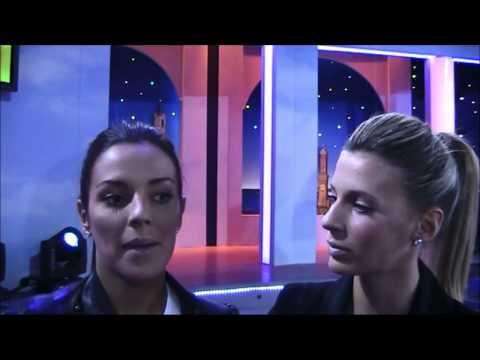 Striscia la Notizia: a tu per tu con le nuove veline Alessia Reato e Giulia Calcaterra