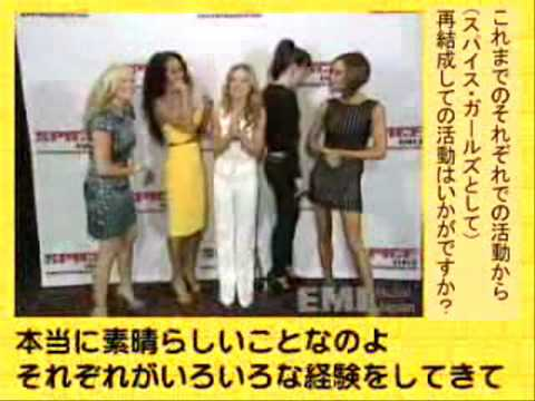 Spice Girls - Funny Moments. Full Version (2010)