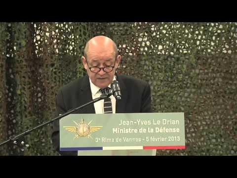 [Alerte Guépard] Le ministre visite le 3e RIMa
