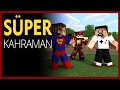 Süper Kahramanlar Modu - Flash, Batman, Süperman, Spiderman - Modlu Minecraft