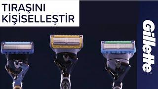 Kendinize Uygun Tra Bulun  Tm Gillette Fusion Bakl