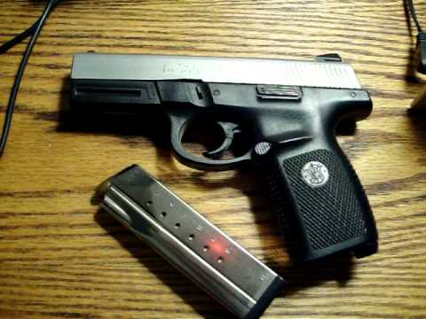Smith and Wesson Sigma