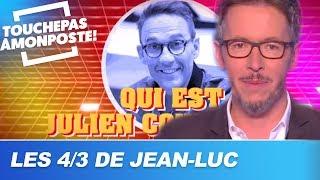Les 4/3 de Jean-Luc Lemoine :  Qui est Julien Courbet ?
