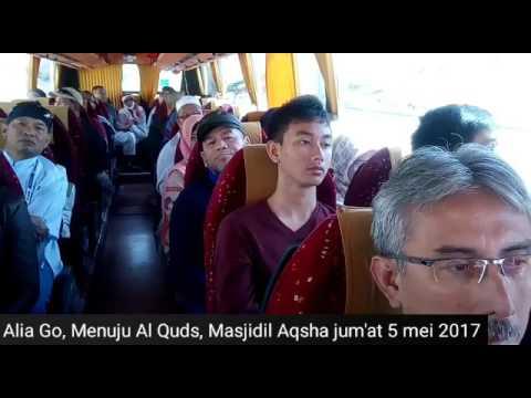 Foto umroh plus palestina 2017