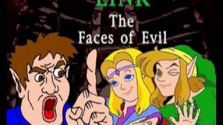 Guru Larry's Retro Corner - Link_ The Faces of Evil - The Legend of Zelda (Philips CD-i)