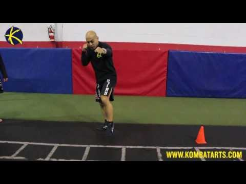 Kombat Arts Mississauga | Tip of the Week | Ladder Drills for Boxing or Kickboxing Image 1