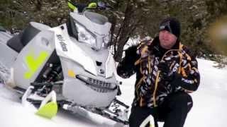 TEST RIDE: 2014 Ski-Doo Summit Freeride 154