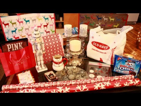 Christmas Shopping Haul, Snow, Owl Mug & More