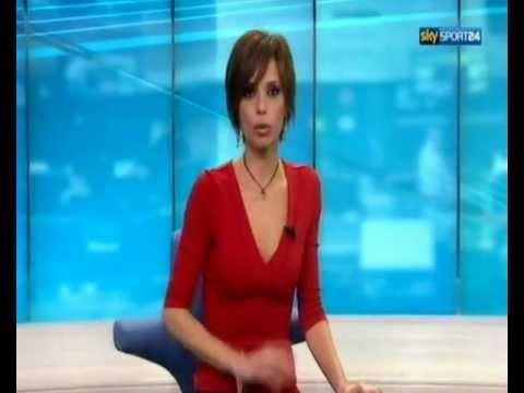 Cristiana Buonamano Sky Sport 24 Pomeriggio 25 Febbraio 2012